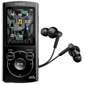 Buy Sony Walkman NWZ-S764 8 GB MP4 Player: Home Audio & MP3 Players