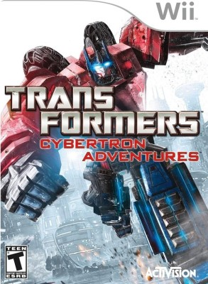 Buy Transformers : Cybertron Adventures: Av Media