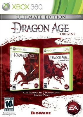 Buy Dragon Age : Origins (Ultimate Edition): Av Media