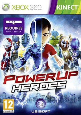Buy Power Up Heroes (Kinect Required): Av Media