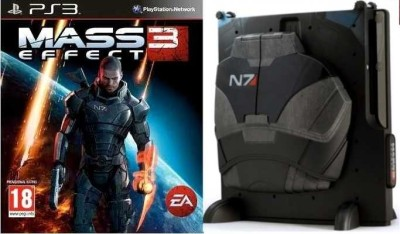 Buy Mass Effect 3 (Limited Collector's Bundle): Av Media