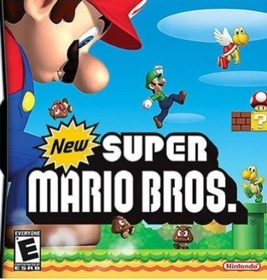 Buy New Super Mario Bros: Av Media