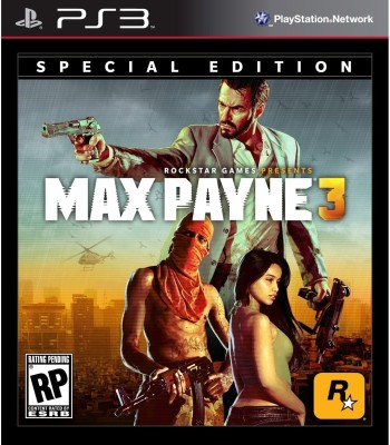 Buy Max Payne 3 (Special Edition): Av Media