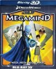 Megamind (Movie, Blu-ray, 3D)