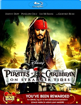 Buy Pirates Of The Caribbean: On Stranger Tides: Av Media
