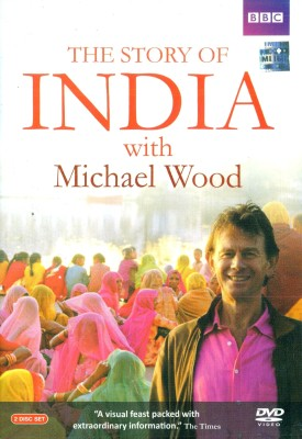 Buy The Story Of India With Michael Wood: Av Media