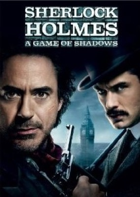Buy Sherlock Holmes A Game Of Shadows: Av Media