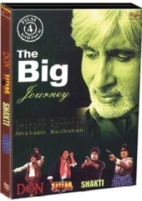 Buy The Big B Journey: Av Media