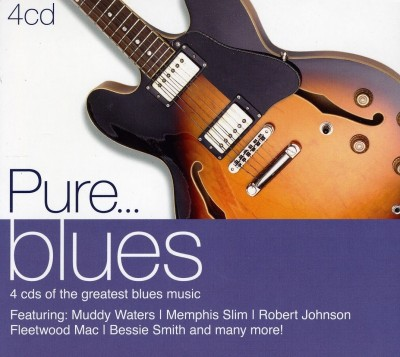Buy Pure Blues: Av Media