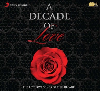 Buy A Decade Of Love: Av Media