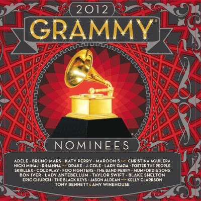 Buy 2012 Grammy Nominees: Av Media