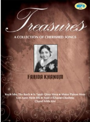 Buy Treasures - Farida Khanum: Av Media