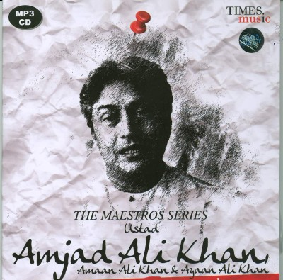 Buy The Maestros Series - Ustad Amjad Ali Khan: Av Media