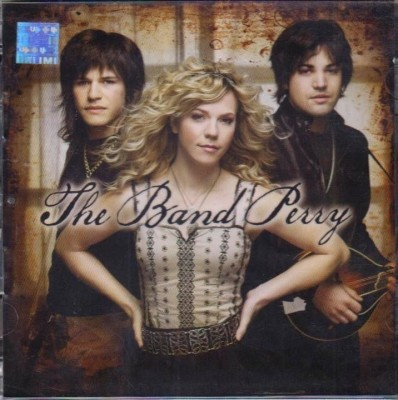 Buy The Band Perry [UK Edition]: Av Media