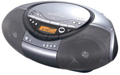 Buy Sony CFD-RS60CP Boom Box: Boom Box