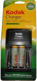 Buy Kodak K620E-EC+2 (4943494) Battery Charger: Camera Battery Charger