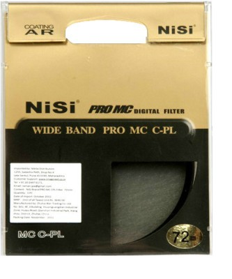 Buy Nisi 72 mm Circular Polarizer Filter: Filter