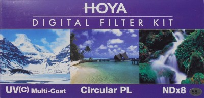 Buy Hoya Digital Filter kit 58 mm Filter: Filter