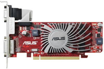 Buy Asus AMD/ATI Radeon HD 5450 1 GB DDR3 Graphics Card: Graphics Card