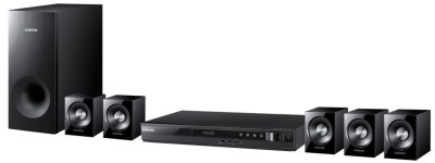 Buy Samsung HT-D350K 5.1 Home Theatre System: Home Theatre