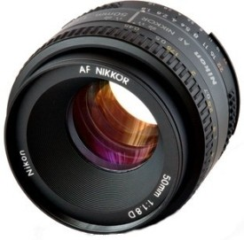 Buy Nikon AF Nikkor 50mm f/1.8D Lens: Lens