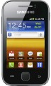 Samsung Galaxy Y S5360 (Absolute Black, with bundled 8 GB Memory Card)