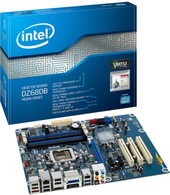 Buy Intel DZ68DB Motherboard: Motherboard
