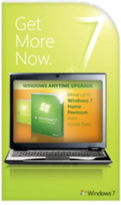 Buy Microsoft Windows 7 Home Basic to Windows 7 Home Premium: Operating System