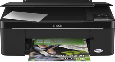 Buy Epson Stylus - TX 121 Multifunction Inkjet Printer: Printer
