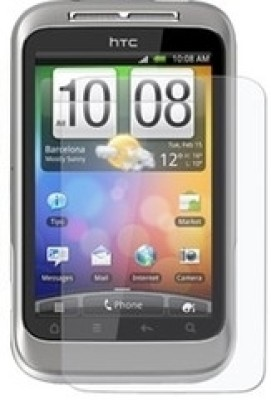 Buy Amzer 91130 Anti-Glare Screen Protector with Cleaning Cloth for HTC Wildfire S: Screen Guard