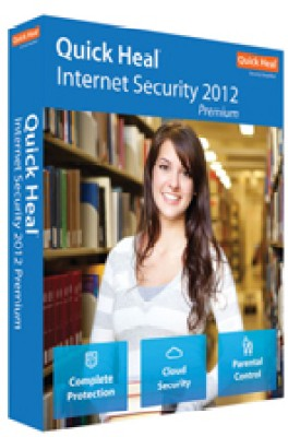 Buy Quick Heal Internet Security 2012 1 PC 1 Year: Security Software