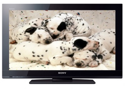 Buy Sony BRAVIA 26 Inches HD LCD KLV-26BX320 IN5 Television: Television