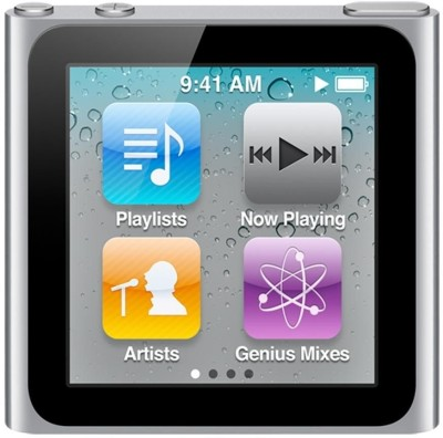 Buy Apple nano 7th Generation 16 GB MP3 Player: Home Audio & MP3 Players