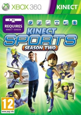 Buy Kinect Sports Season 2 (Kinect Required): Av Media