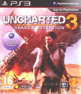 Buy Uncharted 3 - Drake's Deception (Standard Edition): Av Media