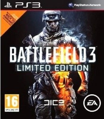 Buy Battlefield 3 (Limited Edition): Av Media