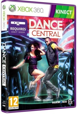 Buy Dance Central (Kinect Required): Av Media