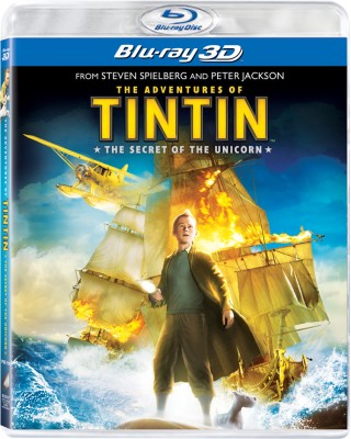 Buy The Adventures Of Tintin: The Secret Of The Unicorn 3D ( Special Edition): Av Media