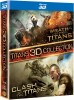 Clash Of The Titans & Wrath Of The Titans 3D