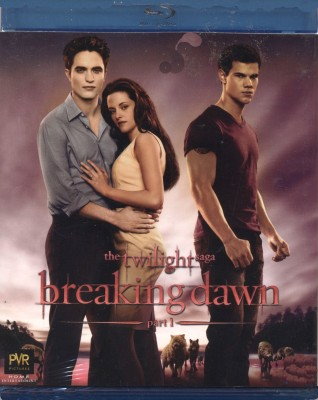 Buy The Twilight Saga Breaking Dawn - 1: Av Media