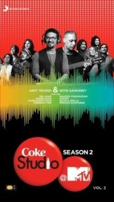 Buy Coke Studio @ MTV Season 2 (Episodes 3, 4): Av Media
