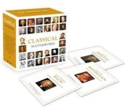 Buy Classical Masterworks: Av Media