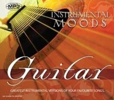 Buy Instrumental Moods - Guitar: Av Media