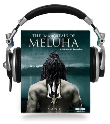 Buy The Immortals of Meluha with 1 Disc: Book