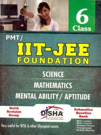 Iit foundation maths books for class 8