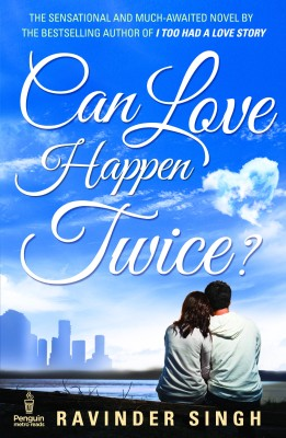 Buy Can Love Happen Twice?: Book