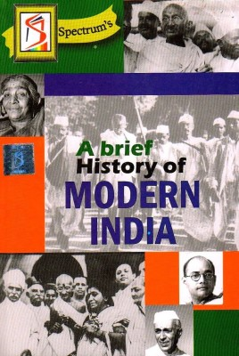Buy A Brief History of Modern India 18 Edition: Book