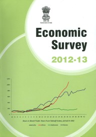 Buy Economic Survey 2012-13: Book