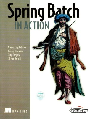Buy Spring Batch In Action: Book