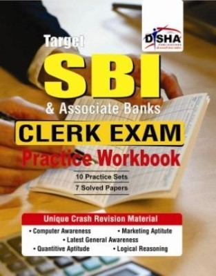Banks Clerk Exam Practice Workbook Sets Solved Papers